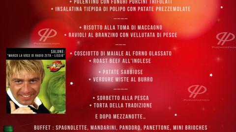 Capodanno con GRANDE ORCHESTRA al San Giovanni 79€