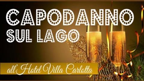 CAPODANNO 2017 HOTEL VILLA CARLOTTA BELGIRATE