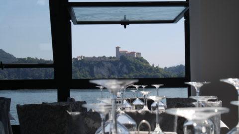 Capodanno in terrazza sul Lago Arona 75€