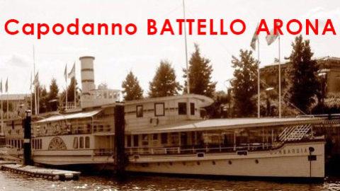 Capodanno al Battello di Arona Lago Maggiore