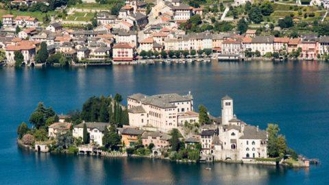Capodanno Lago d'Orta